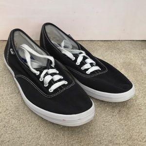 Black Keds Size 8.5